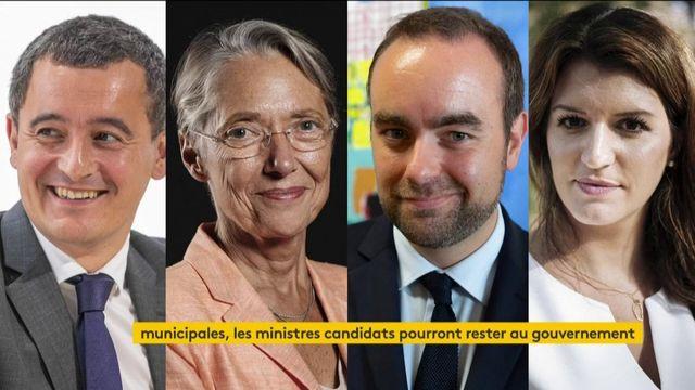 Municipales : d'autres dissidents LREM et des ministres candidats ?