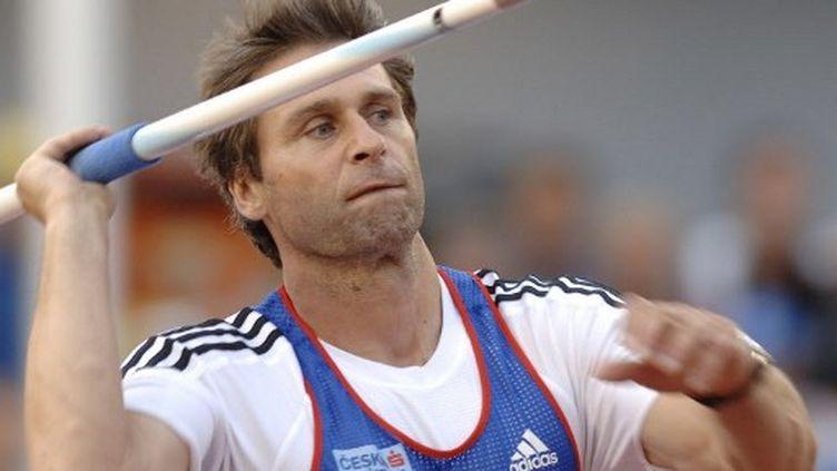 Jan Zelezny (ERIC FEFERBERG / AFP)