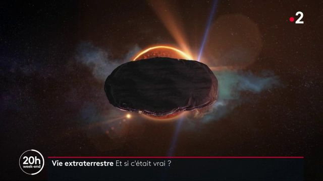 Astronomie : une trace d'une vie extraterrestre ?