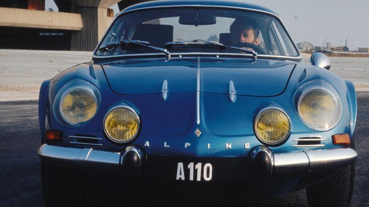 L'Alpine A110 a marqué l'âge d'or des GT à la Française