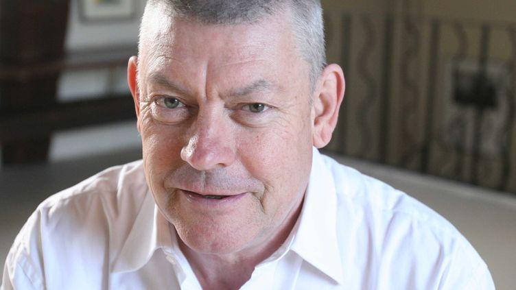 L'écrivain Alain Casabona est décédé mardi à son domicile à l'âge de 66 ans.  (GINIES / SIPA)
