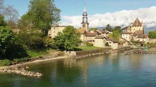 Haute-Savoie : la cité médiévale d'Yvoire, la perle du lac Léman (France 3)