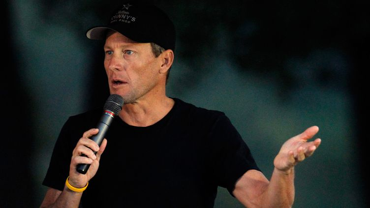 Lance Armstrong se compare à... Voldemort (TOM PENNINGTON / GETTY IMAGES NORTH AMERICA)