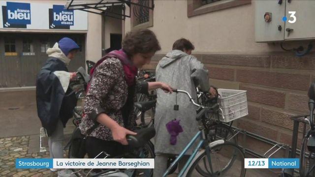 Municipales : la victoire de Jeanne Barseghian à Strasbourg