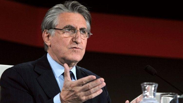 Ernest-Antoine Seillière en 2009 (AFP/ERIC PIERMONT)