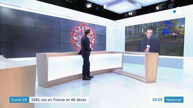 Coronavirus : les derniers chiffres en France