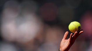 Le parquet national financier français a ouvert une enquête sur les soupçons de matchs de tennis truqués. (KENZO TRIBOUILLARD / AFP)