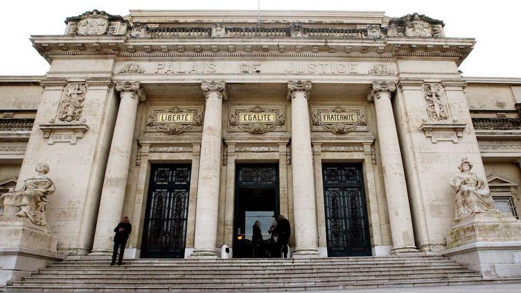 Le palais de justice de Toulon (Var), en novembre 2011. (  MAXPPP)