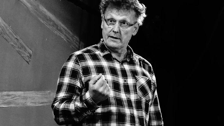 """Didier Cousin, seul en scène pour """"Toutes les choses géniales"""" (Bruno Dewaele)"""