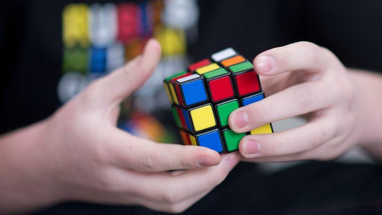Le Rubik's Cube a été inventé en 1974 par le Hongrois Erno Rubik. (AFP)