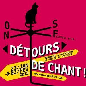 L'affiche du Festival Détours de chant  (DR)
