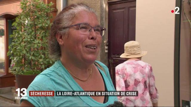Restrictions d'eau : la Loire-Atlantique en situation de crise