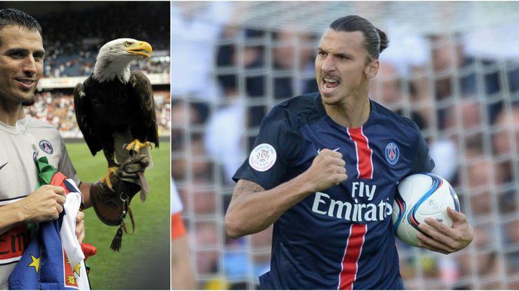 Zlatan Ibrahimovic (PSG) vise le record de Pauleta.