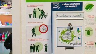 165 000 enfants sont victimes de viols ou d'agressions sexuelles chaque année en France. Une association installe des boîtes aux lettres dans lesquelles les enfants peuvent laisser leurs témoignages. (FRANCE 3)