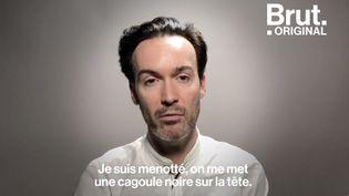 """VIDEO. Victime d'un """"kompromat"""", Yoann Barbereau raconte son évasion de Russie (BRUT)"""
