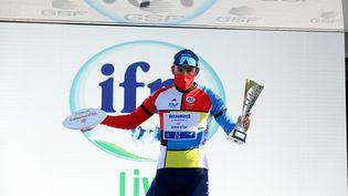 David Ballerini a remporté les deux premières étapes du Tour de la Provence 2021. (HIELY CYRIL / MAXPPP)
