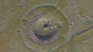 Il date de 3 000 ans et fait plus de 100 mètres de diamètre : l'autel du soleil découvert en Chine est majestueux. (FRANCEINFO)