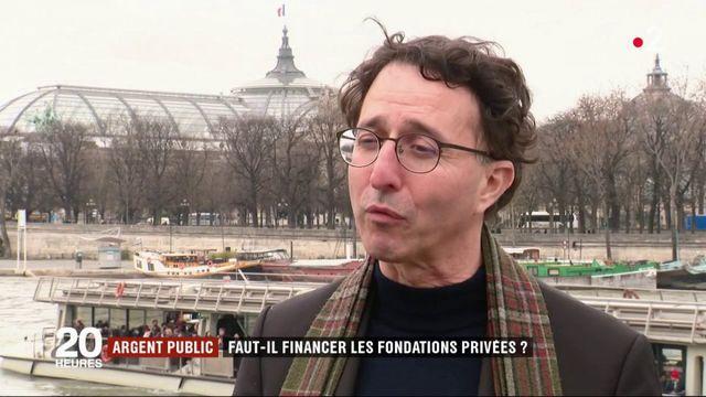 Culture : faut-il financer les fondations privées ?