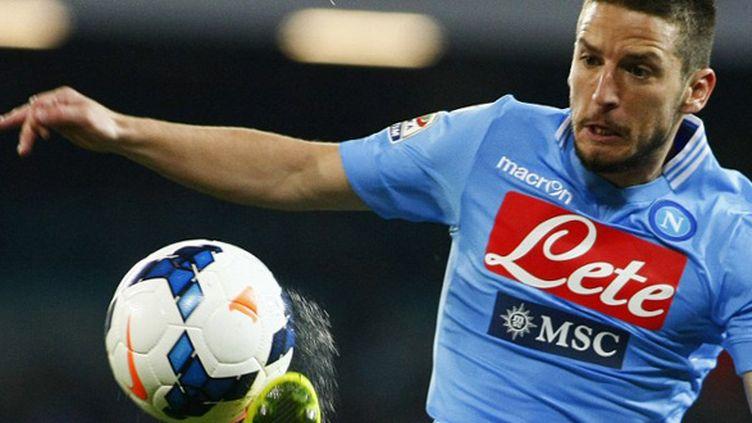 Dries Mertens (Naples) (CARLO HERMANN / AFP)