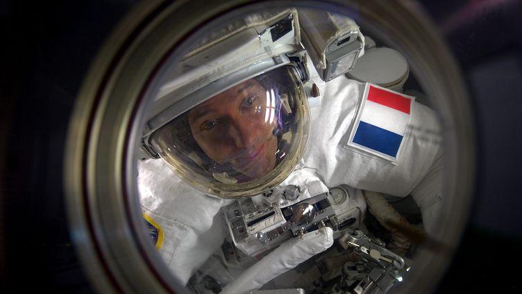 Pour ses prochaines sorties dans l'espace, Thomas Pesquet devrait être accompagné de son collègue de la NASA, Shane Kimbrough. (MAXPPP)