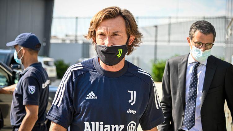 Andrea Pirlo, l'une des attractions de la nouvelle saison de Serie A (RICCARDO GIORDANO / IPA / MAXPPP)