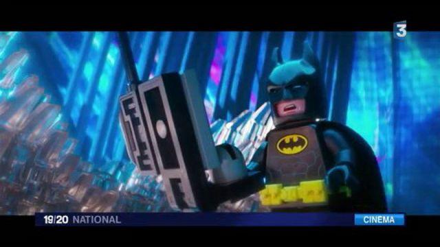 """""""Lego Batman"""" : une histoire revisitée avec un casting de doubleurs d'exception"""