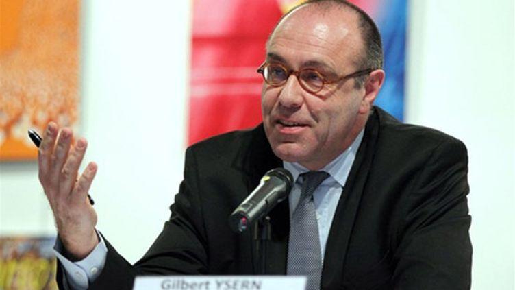 Gilbert Ysern, directeur général de la FFT