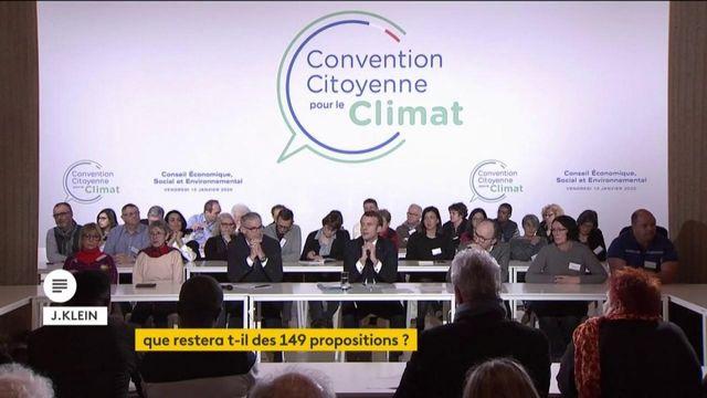 Convention citoyenne pour le climat : un bilan mitigé