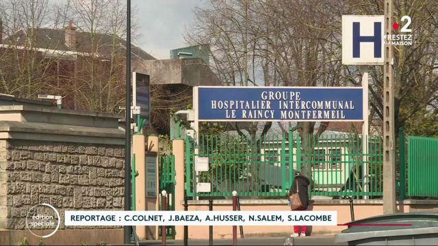 Coronavirus : la Seine-Saint-Denis particulièrement touchée