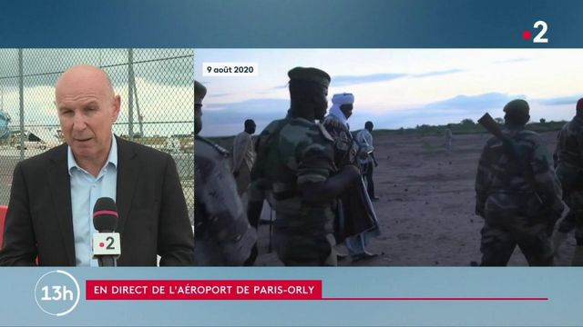 Niger : un hommage rendu à l'aéroport d'Orly aux six humanitaires francais décédés en présence du Premier ministre