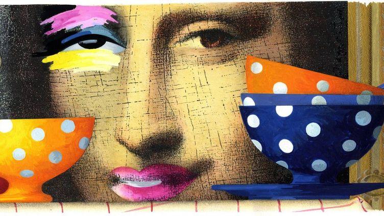"""""""Vois Lis, Voilà"""", exposition de l'illustratrice Béatrice Poncelet auMusée de l'Illustration Jeunesse de Moulins  (Musée de l'Illustration Jeunesse de Moulins)"""