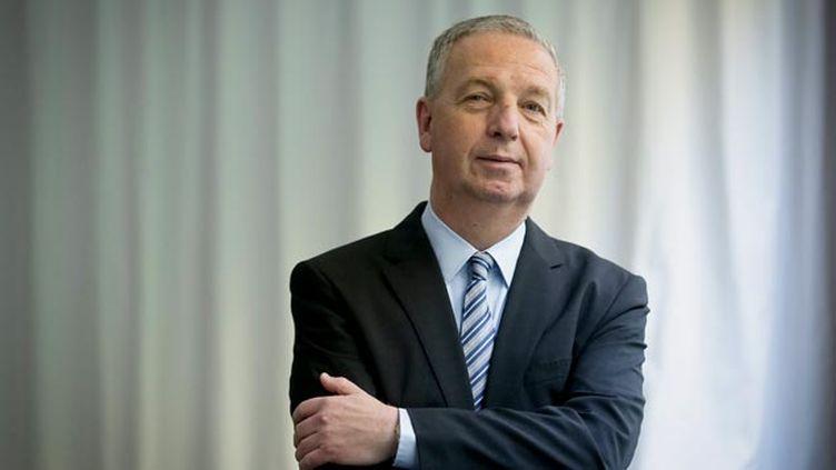 (Axel Gietz, directeur des affaires corporate Monde d'Imperial Tobacco © maxPPP)
