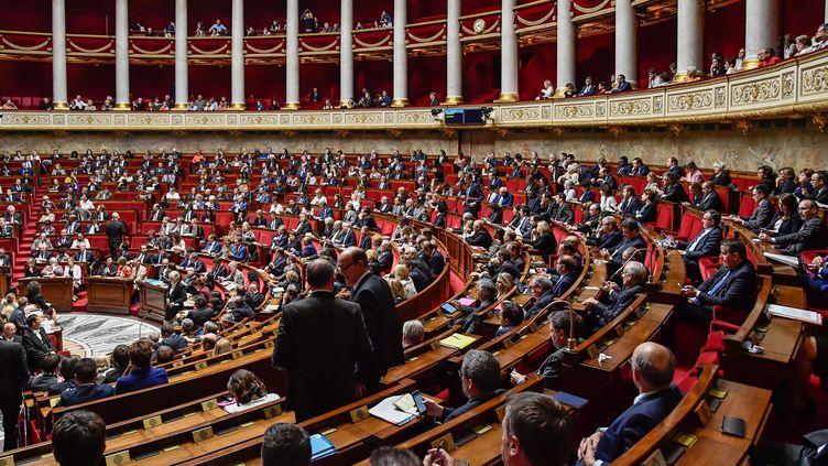 156 députés demandent une loi sur la fin de vie en 2018 (MAXPPP)