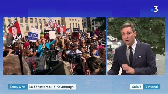 États-Unis : Brett Kavanaugh sur le point d'être confirmé à la Cour suprême