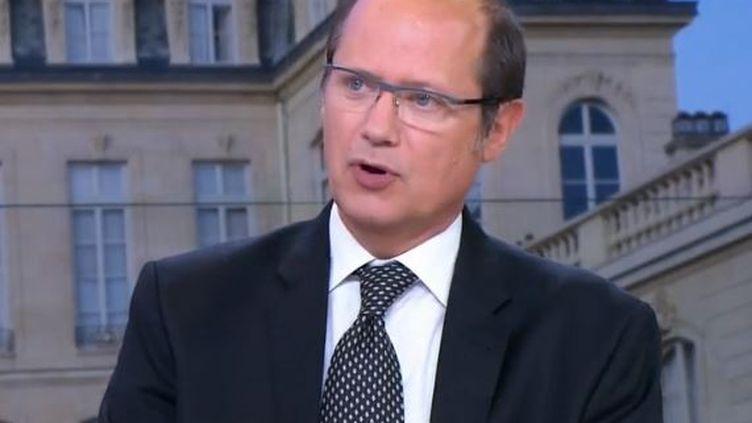 """Affaire Richard Ferrand : """"la justice a des soupçons, mais aucune certitude"""" (FRANCE 2)"""