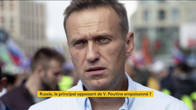 Russie : opposant de Poutine, Navalny entre la vie et la mort
