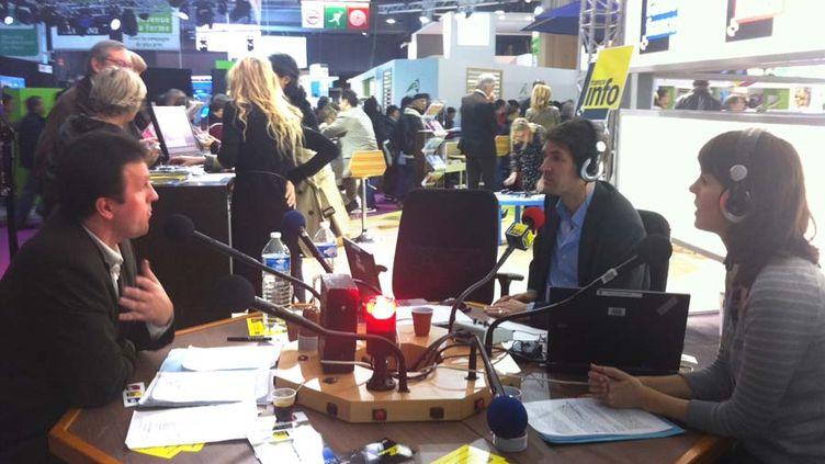 (Radio France © RADIO FRANCE / Régis Picart)