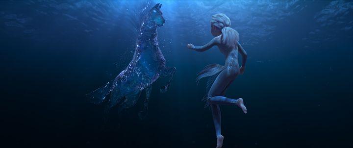 """""""La Reine des neiges"""" de Jennifer Lee et Chris Buck. (Copyright Walt Disney France)"""