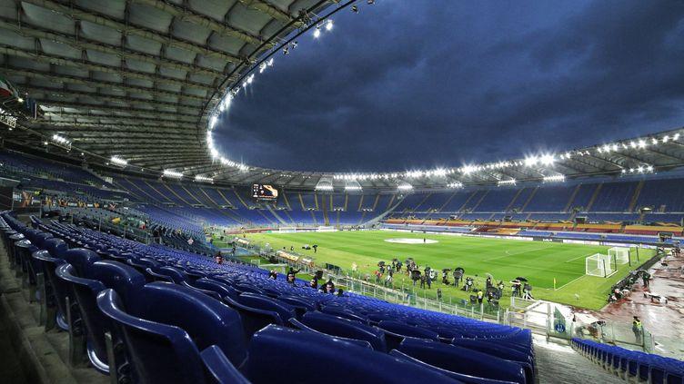Le stade olympique de Rome, le 15 avril 2021? (FEDERICO PROIETTI / FEDERICO PROIETTI)