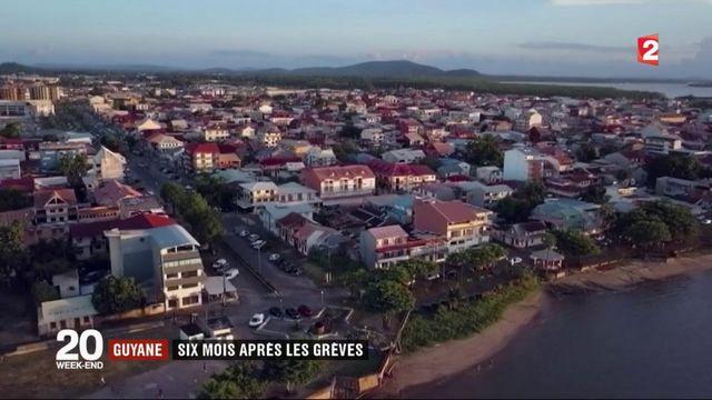 Guyane : qu'est-ce qui a changé six mois après les grèves ?