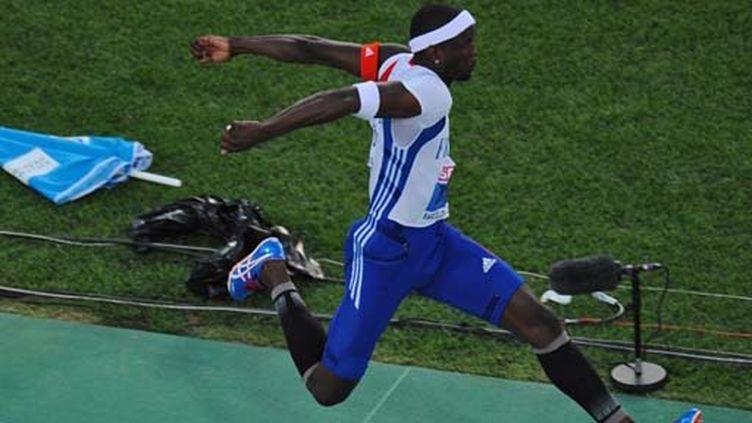 Teddy Thamgo (LLUIS GENE / AFP)