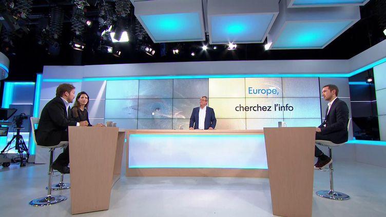 Plateau L'Europe : Cherchez l'info (vtev)