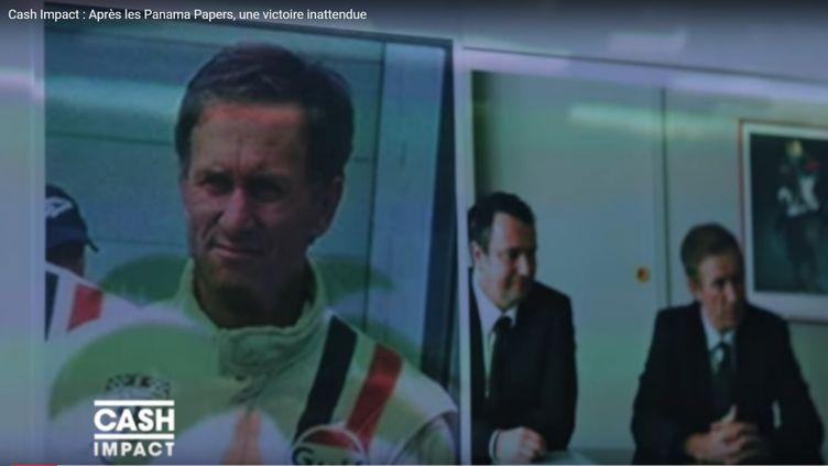 """Capture d'écran de la bande annonce de """"Cash Impact"""", diffusé mardi 28 février 2017. (FRANCE2)"""