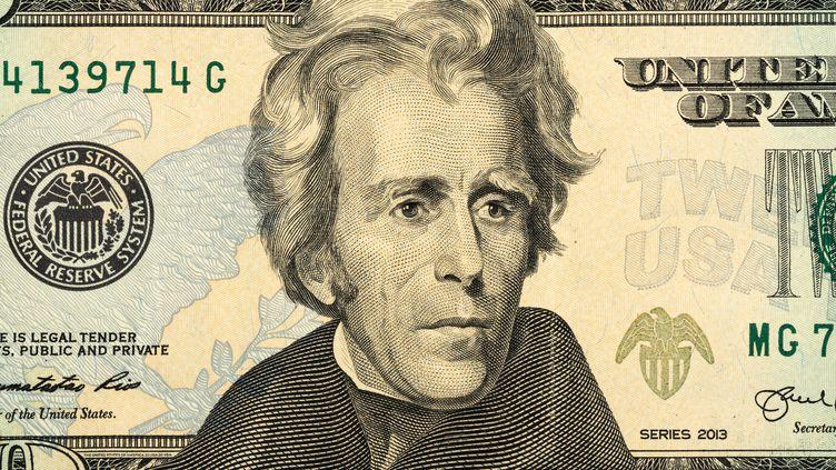 Le président Andrew Jackson apparaît aujourd'hui sur les billets de 20 dollars. (MATT ANDERSON PHOTOGRAPHY / MOMENT RF)