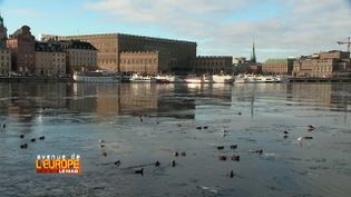 """Avenue de l'Europe. La Suède se prépare en cas de guerre, de crise ou de """"cyberattaque"""" (FRANCE 3 / FRANCETV INFO)"""