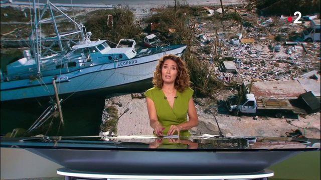 Bahamas : les sinistrés de l'ouragan Dorian ont tout perdu