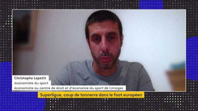 Football : la Superligue, un projet qui indigne l'UEFA