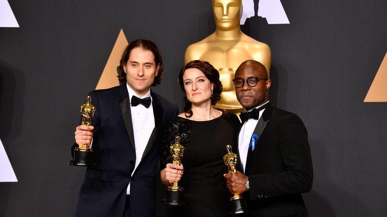 Moonlight a remporté l'Oscar du meilleur film. (FRAZER HARRISON / GETTY IMAGES NORTH AMERICA)