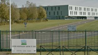 Le bâtiment du Pôle Santé Sarthe et Loir, enoctobre2017 sur Google Street View. (GOOGLE STREET VIEW)