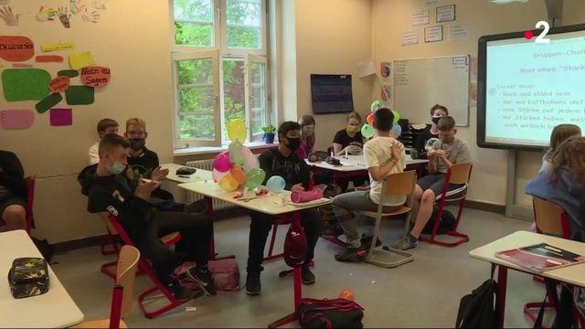 Allemagne : les élèves apprennent le bonheur dans un cours